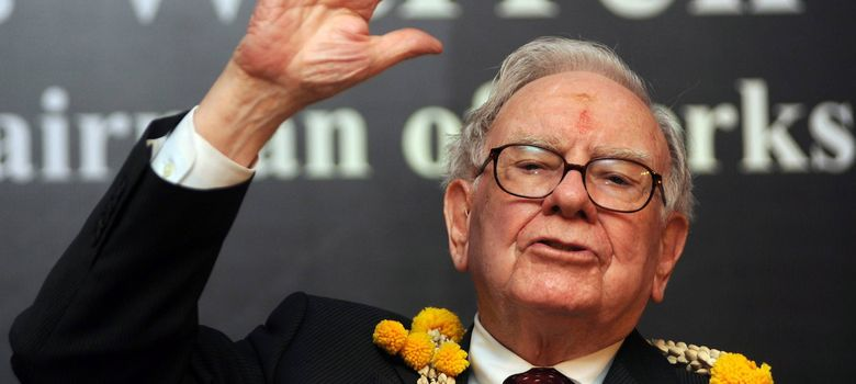 Foto: Los cuatro valores con mayor atractivo para Warren Buffett