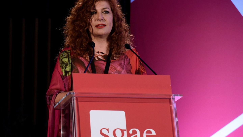 Pilar Jurado, presidenta de la SGAE, en una imagen de archivo. (EFE)