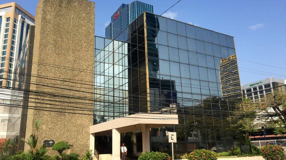Foto: Las oficinas de Mossack Fonseca en Panamá.