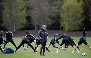 Mourinho entona el 'sí se puede' para buscar la hazaña ante el PSG