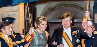 Post de Máxima de Holanda: diecisiete años después, mismo vestido y joyas impresionantes