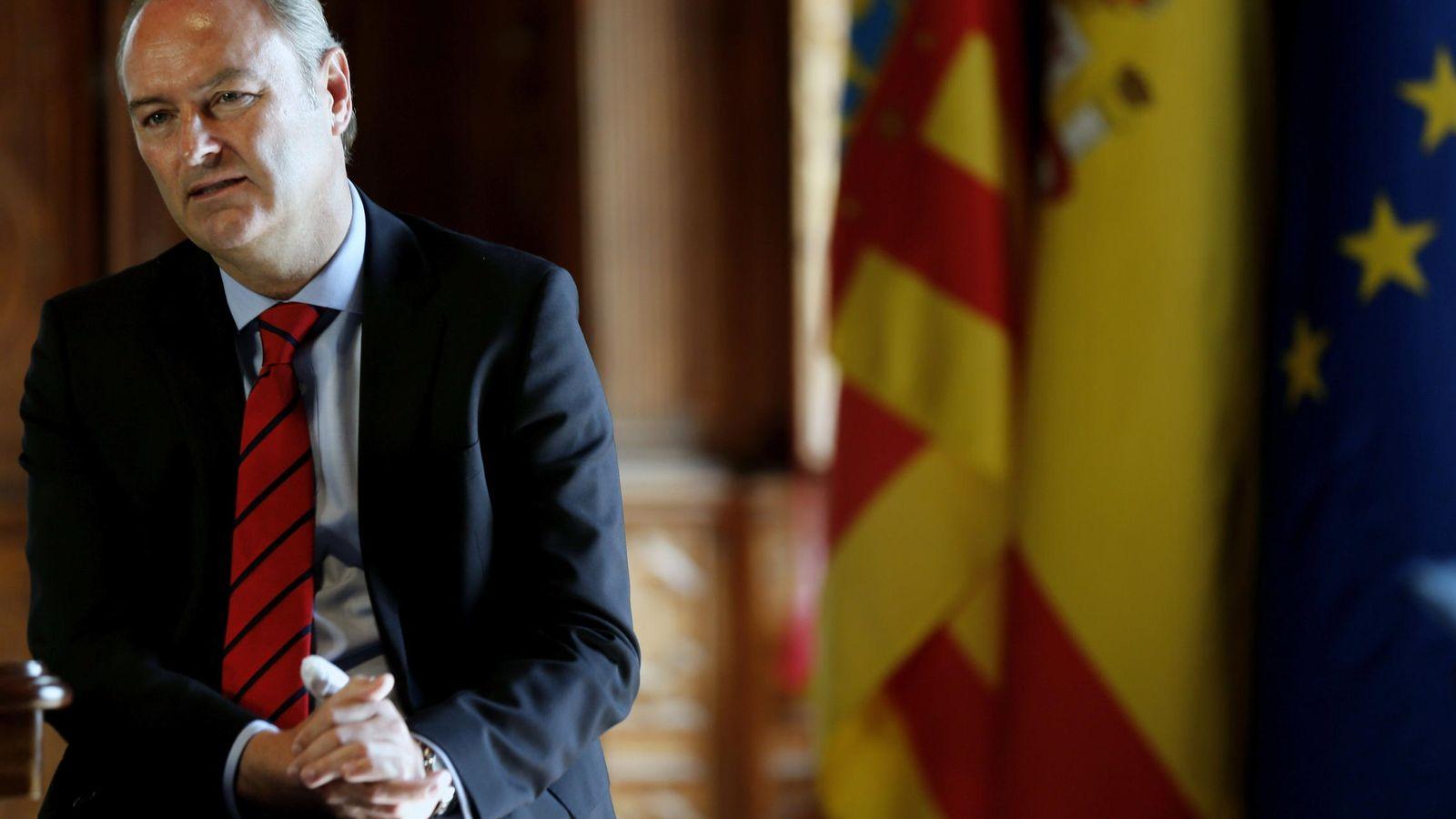 Foto: Alberto Fabra, expresidente de la Generalitat (EFE)