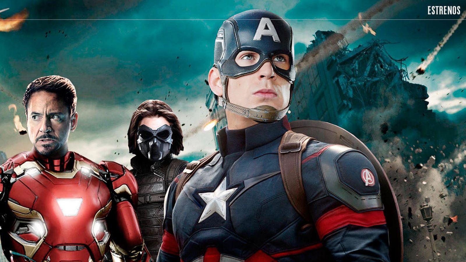 Foto: 'Capitán América: Civil War'
