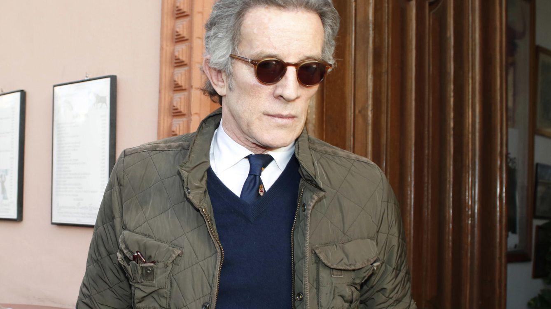 Foto: Alfonso Díez, conde viudo de Alba, en una imagen de archivo (Gtres)