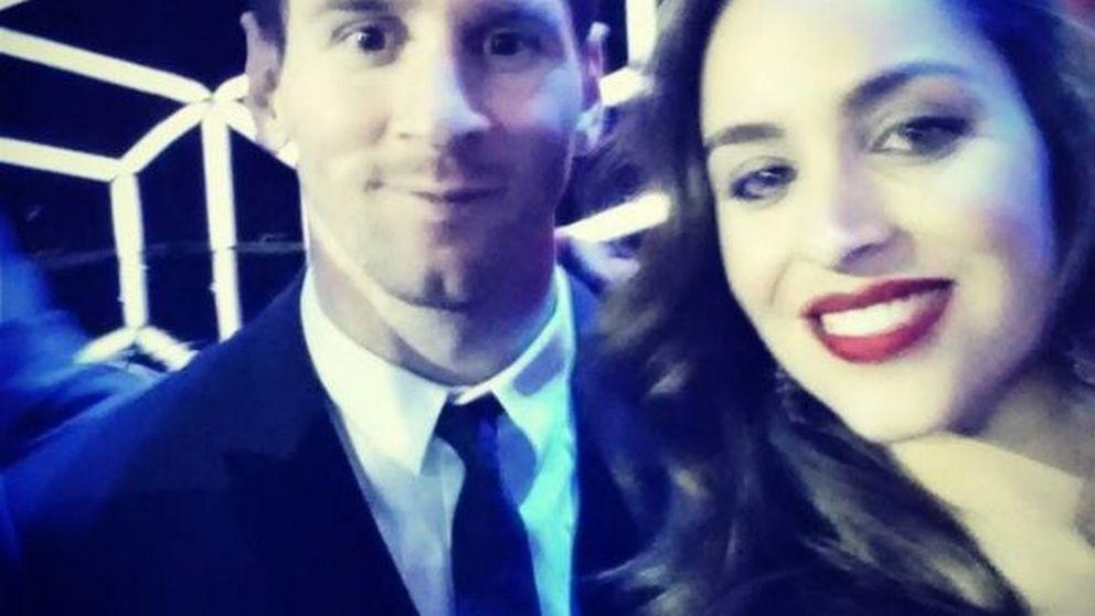 Lorena Van Heerde, una fan más de Leo Messi
