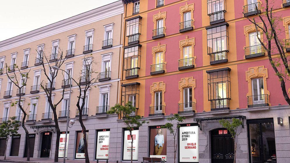 Foto: Nueva tienda Uniqlo en Madrid. (Cortesía)