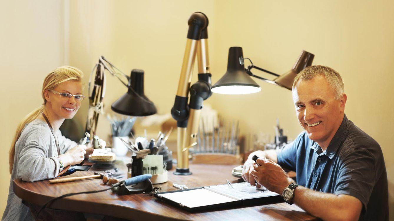 Foto: Están pensando en dejar la joyería y dedicarse a diseñar impresoras 3D. (iStock)