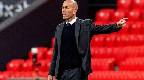 La carta de Zidane provoca enfado y sorpresa en el club y respaldo del vestuario