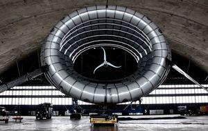 Los molinos de viento del futuro flotarán en las alturas