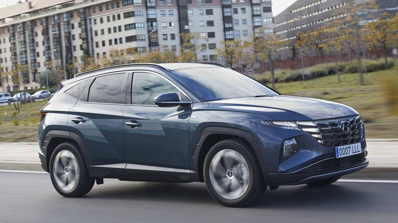 Hyundai ha posicionado el Tucson como el todocamino compacto más vendido, superando al Qashqai.