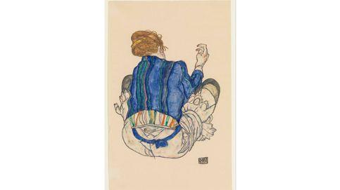 La obsesión por el desnudo de Klimt, Schiele y Picasso