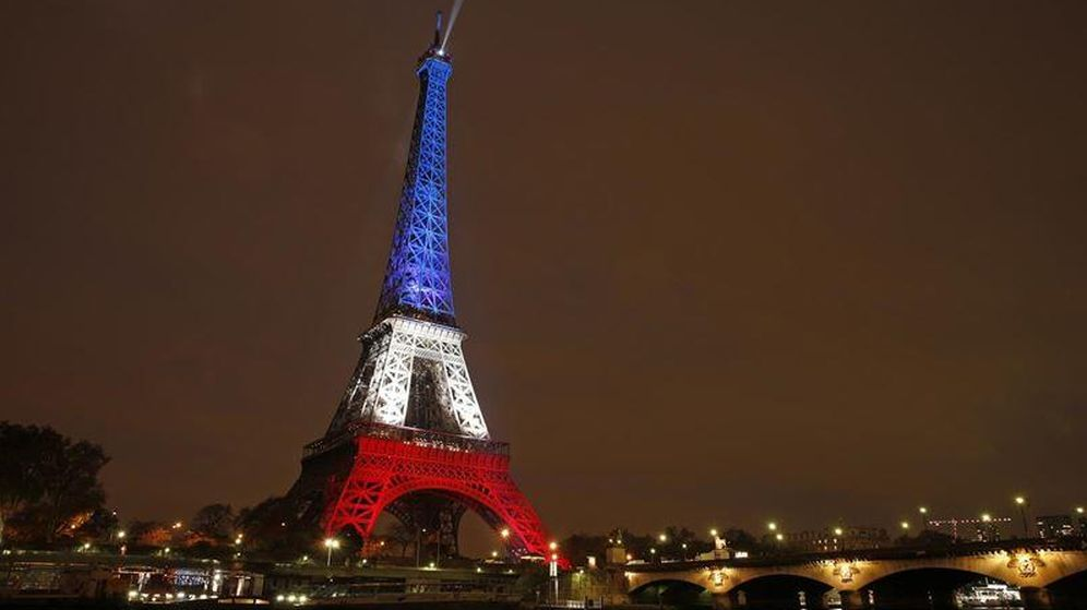 Foto: La Torre Eiffel. (Reuters)