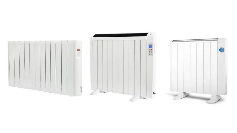 Foto: Emisores eléctricos para ahorrar en calefacción