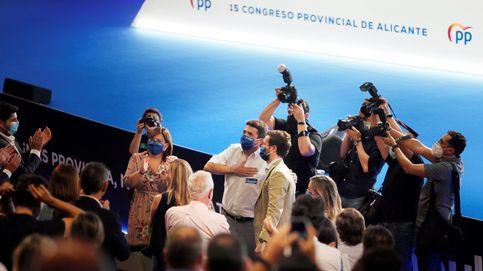 Se avecina traca en el PP valenciano: Camps y los críticos dan batalla al delfín de Génova
