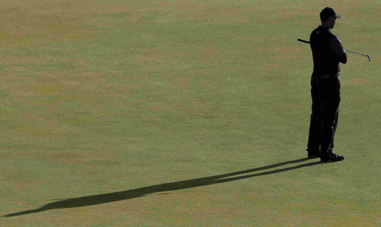 Foto: ¿Volverá Tiger Woods a ganar un grande? (Russell Cheyne/Reuters)