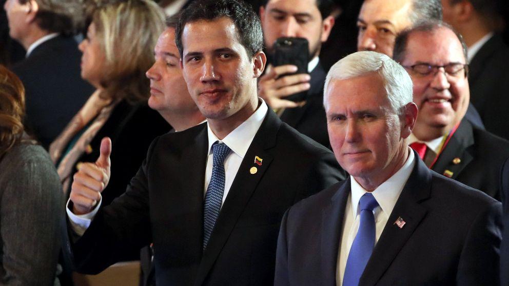EEUU amenaza con una intervención militar mientras busca 'cubanizar' Venezuela