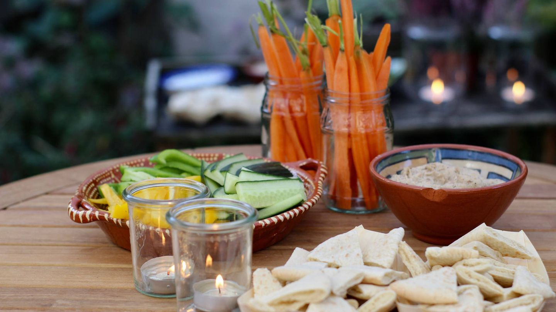Snacks saludables para picar entre horas. (Peter para Unsplash)