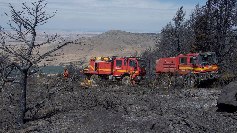 Tu sensación te engaña: el número de incendios forestales no es mayor este verano