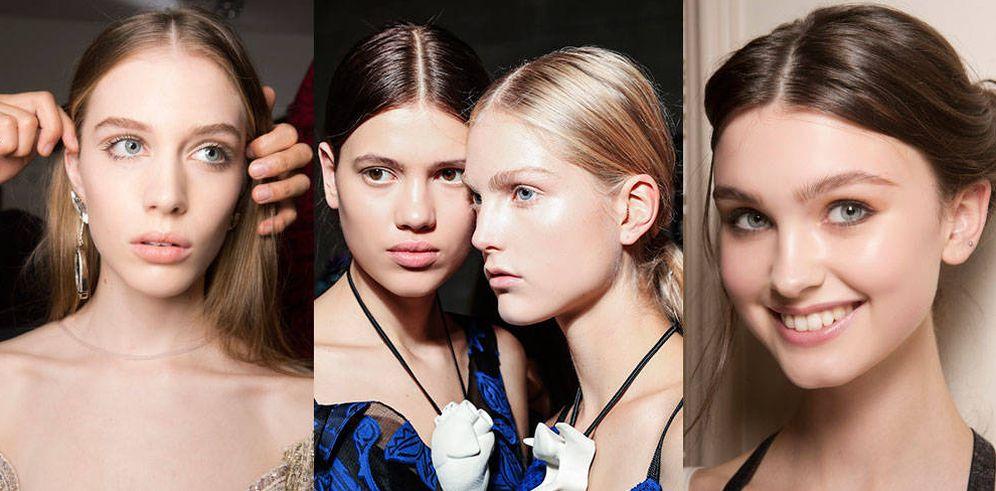 Foto: De las mejillas al cabello, el aceite lo mejora todo. (Fotos: Imaxtree)
