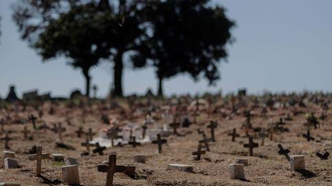 Brasil roza los 100.000 muertos por covid-19