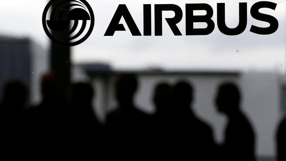 Foto: Logo de Airbus. (Reuters)