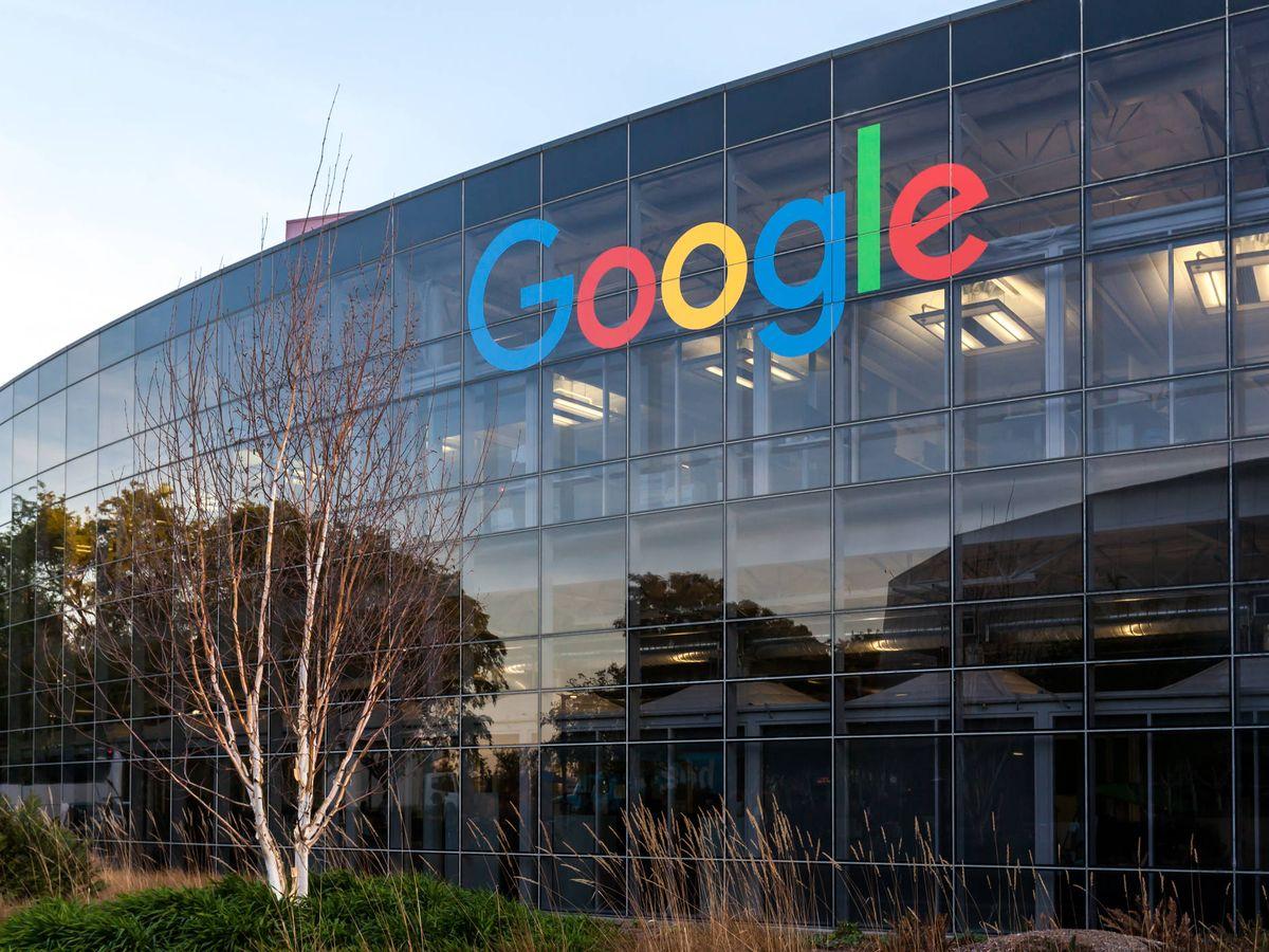 Foto: Oficinas de Google en Silicon Valley (Fuente: iStock)