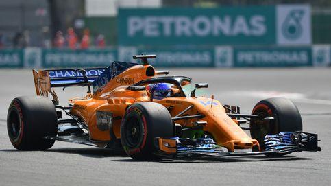 Nuevo ridículo de McLaren y cada vez tiene menos excusas a las que agarrarse