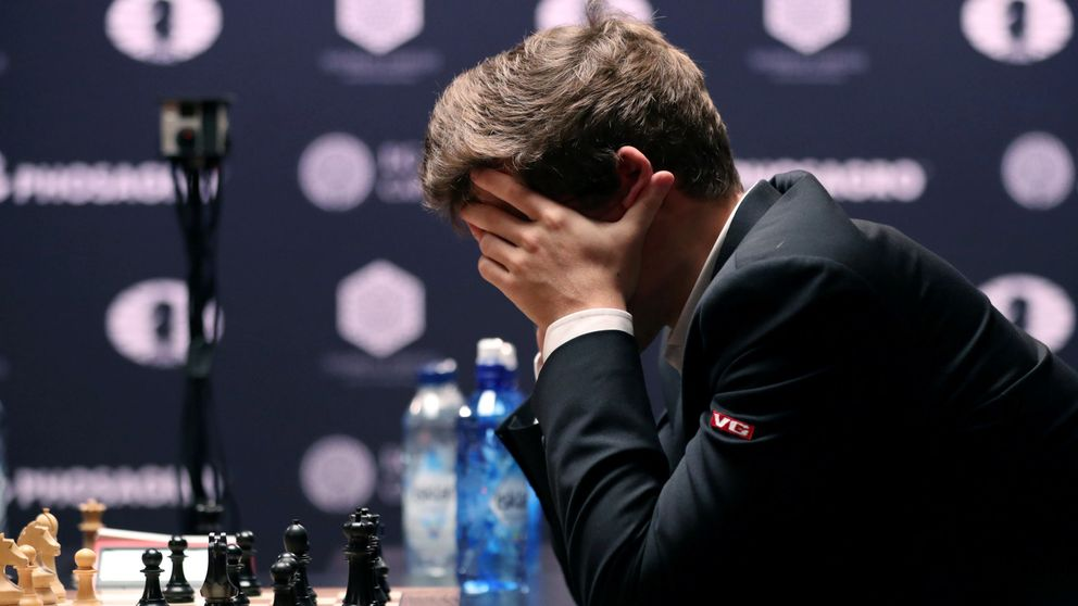 La pequeña 'mentirijilla' de Magnus Carlsen para ser campeón del mundo