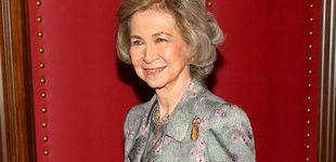 Post de La reina Sofía vuelve a la agenda oficial por la puerta grande