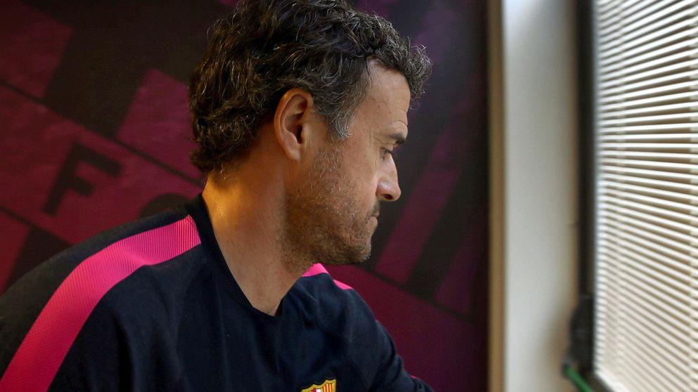 Luis Enrique decidirá si se va, pero ni con el triplete Messi querrá que siga