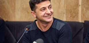 Post de Un cómico para gobernar un país en guerra: Zelenski, el favorito del Euromaidán
