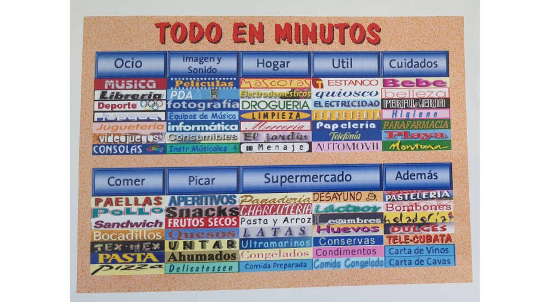 Catálogo de Tele-Cubata con toda su oferta final. (Imagen cedida por Javier García-Guereta)