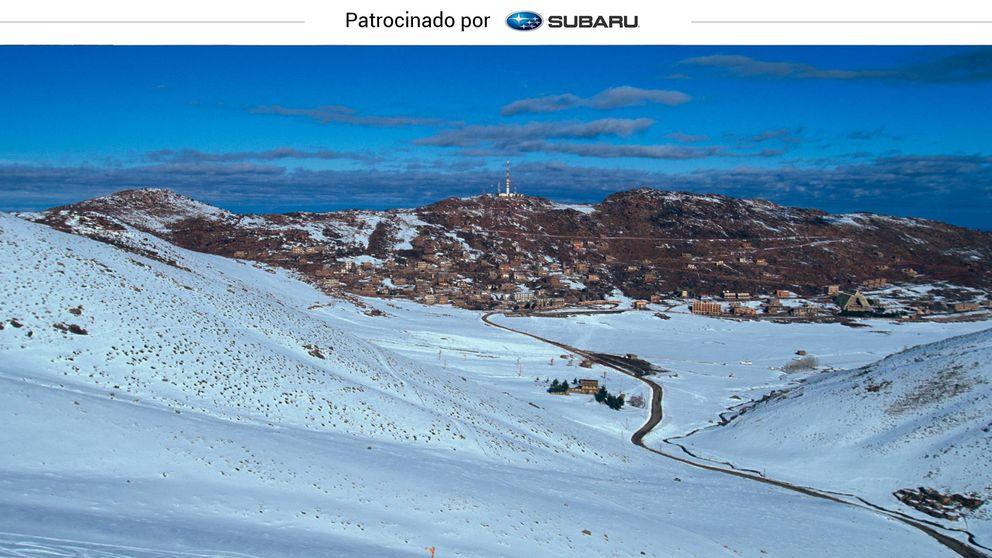 Esquiar en Marruecos: belleza y caos van de la mano en medio del desierto