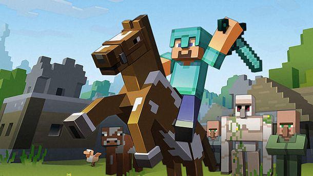 Foto: Si tu hijo te habla de Minecraft, cuéntale lo de las matemáticas