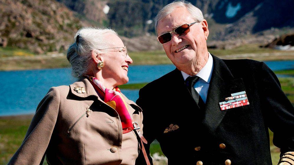 Foto: Margarita y Enrique de Dinamarca en una imagen de archivo. (EFE)