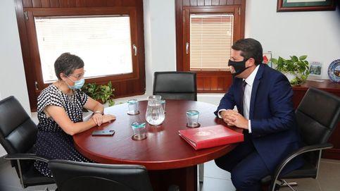 El Congreso rechaza que Laya explique su reunión con Picardo