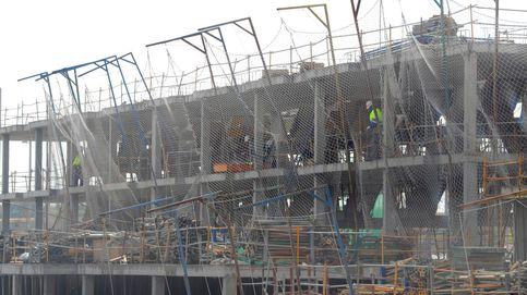 La obra pública se desploma un 32% al cierre de marzo, en el inicio de la crisis