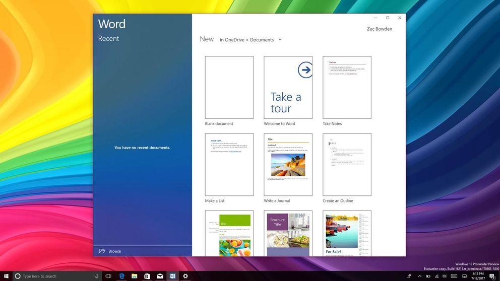 Microsoft renueva Office para que te olvides de Google: todas las novedades que llegan