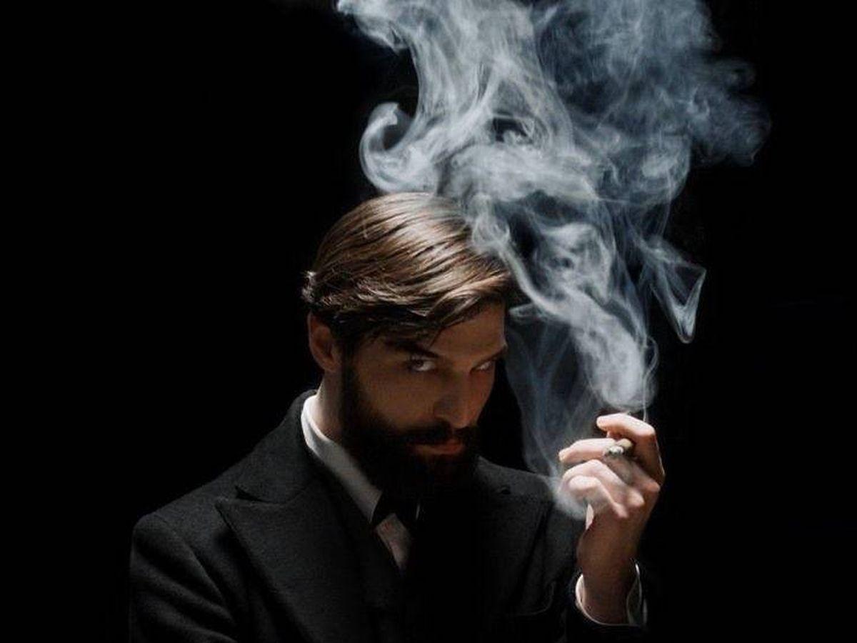 Foto: Robert Finster, protagonista de 'Freud' en Netflix. (Instagram: @robertfinsterofficial)