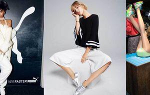 Rihanna y Solange Knowles son algunas de las nuevas reinas del diseño de deportivas