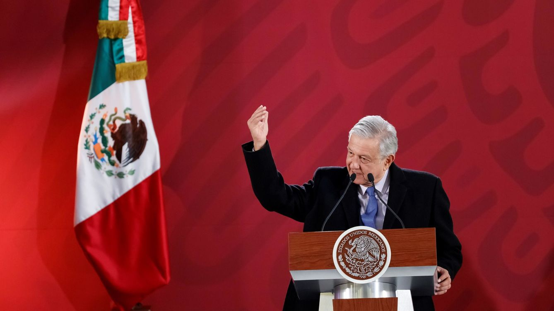 México en rotación
