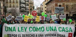Post de Luz verde a la ley de los antidesahucios contra el 'boom' del alquiler