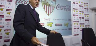Post de Del Nido, hombre clave para que el Sevilla no caiga en manos de los norteamericanos