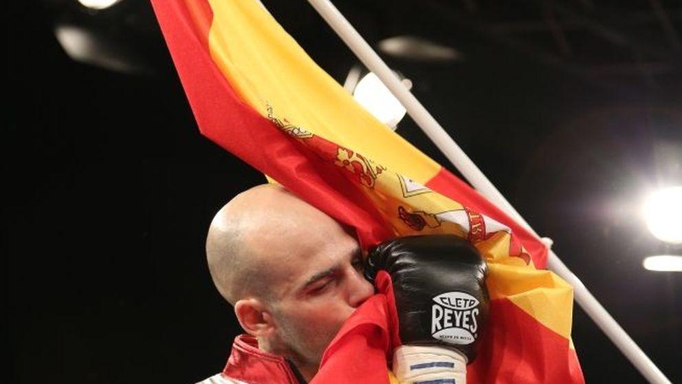 Kiko Martínez, a un golpe de entrar en el club del mejor boxeo del mundo