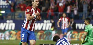 Post de Filipe Luis marca el camino de un Atlético listo para asaltar el Bernabéu