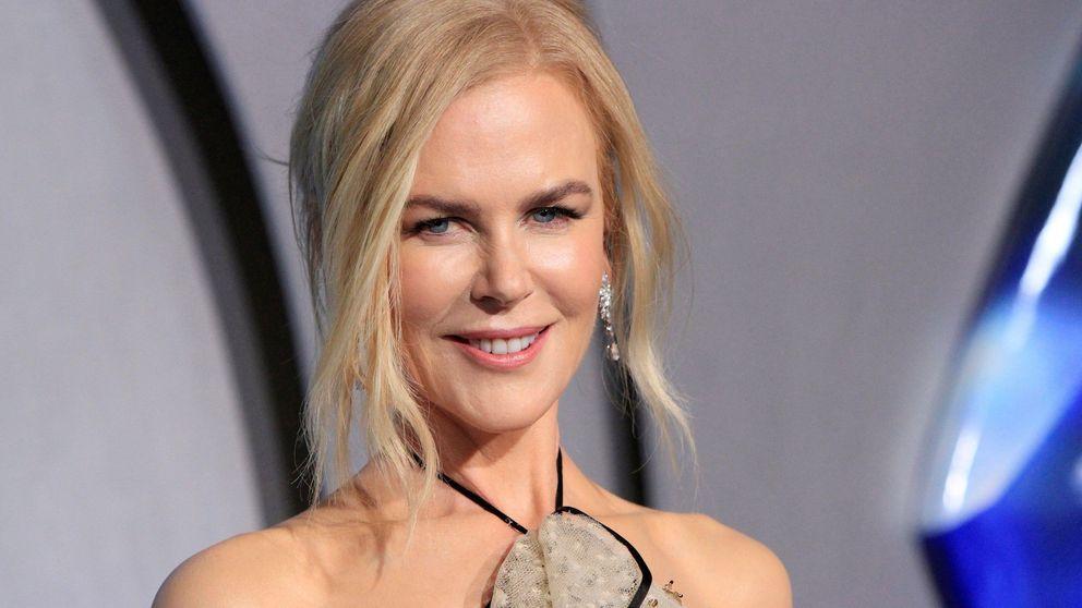 La impactante nueva imagen de Nicole Kidman: como nunca la habías visto