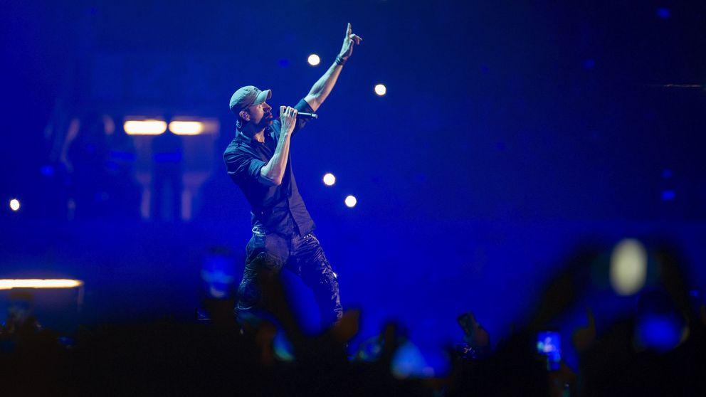 Enrique Iglesias se corona en Madrid: los Preysler-Iglesias lo dan todo en el concierto
