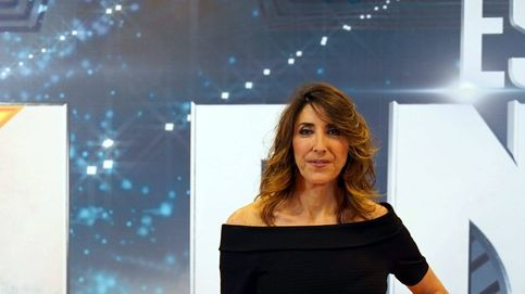 Paz Padilla se 'pega' en la red con Vanesa Romero, Jesús Vázquez y Edurne