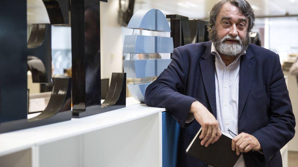 Foto: Pedro García Cuartango, exdirector de 'El Mundo'. (EFE)