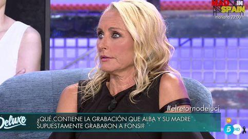 Lucía Pariente responde a las acusaciones de Fonsi Nieto: Men-ti-ra